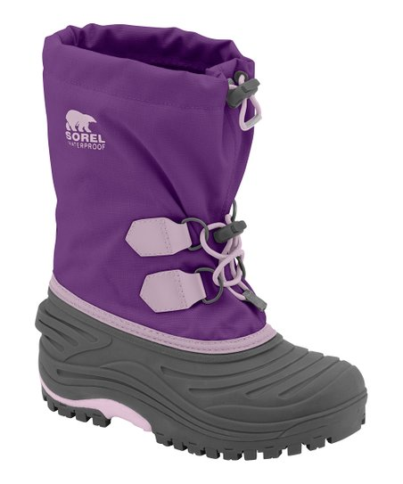Gloxinia & Pink Lady Super Trooper Boot - Kids