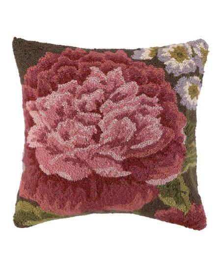 Pink Marabel Hook Pillow