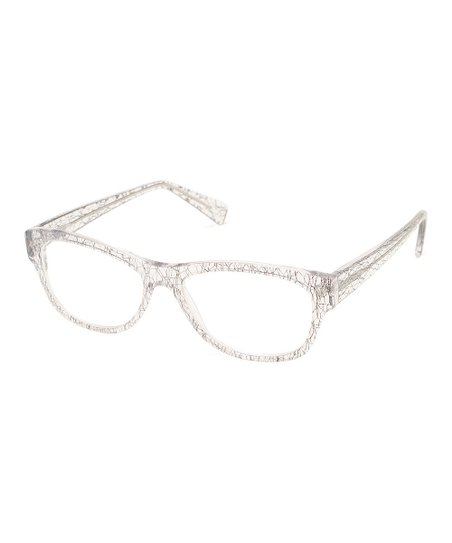 Silver Glitter Spangles Readers