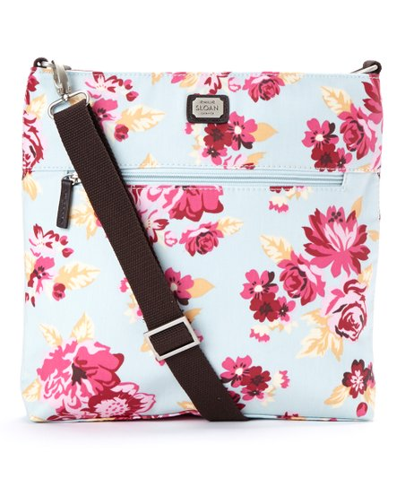 English Rose Logan Tall Crossbody Bag
