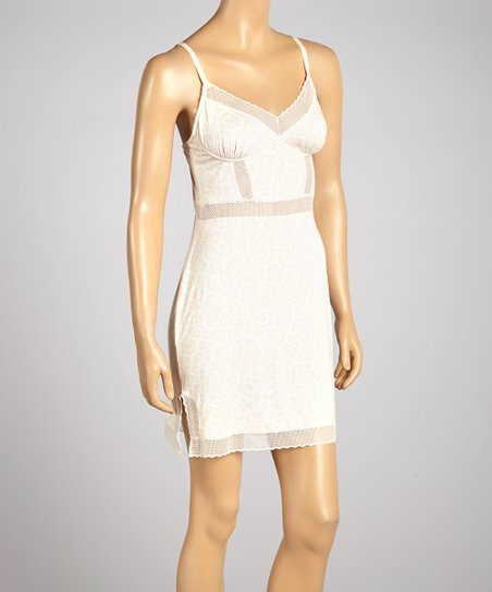 Bisque Glamour Chemise - Women