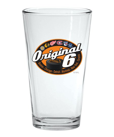'Original Six' Pint Glass