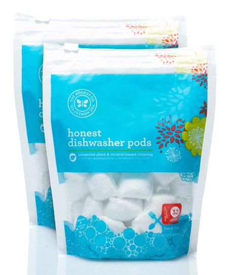 Dishwasher Pods - Set of Two