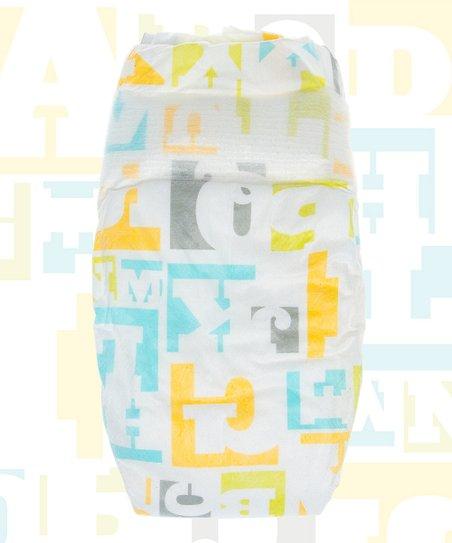 'ABC' Premium Nontoxic Disposable Diaper Pack
