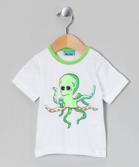 Bright White Ketel Tee - Infant, Toddler & Boys