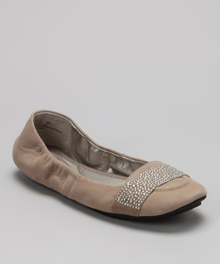 Fango Nubuck Lakelyn Ballet Flat