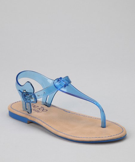 Cobalt Blue Taylor Sandal