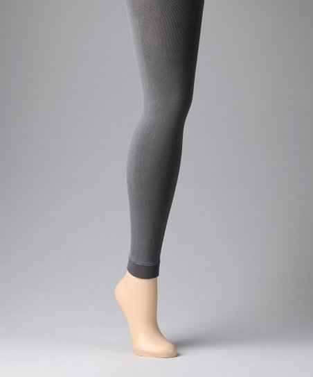MeMoi Stormy Skies Fleece-Lined Leggings