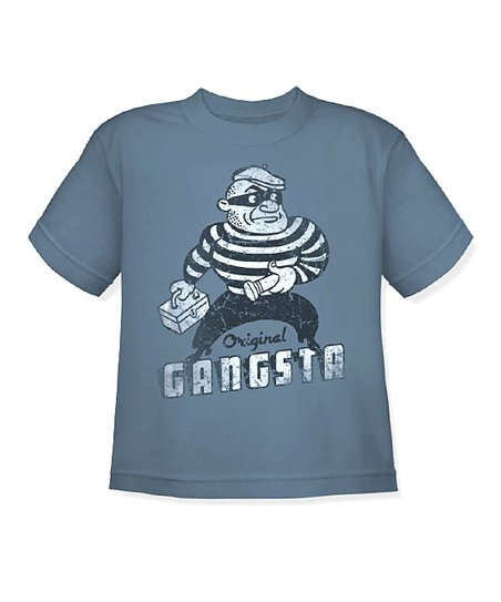 Slate 'Original Gangsta' Tee - Kids