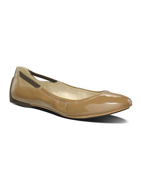 Mink Roana Ballet Flat