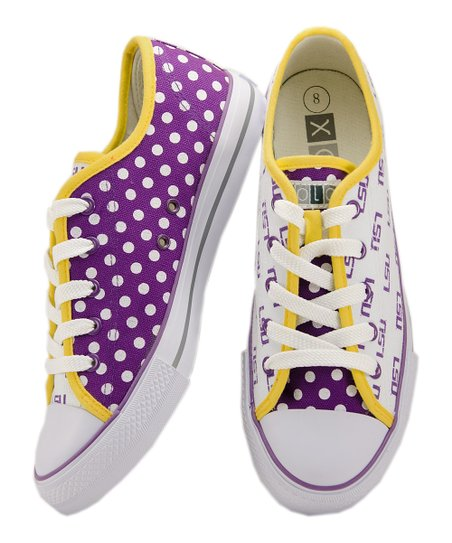 LSU Tigers Sneaker - Kids & Women