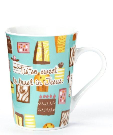 'So Sweet to Trust' Mug