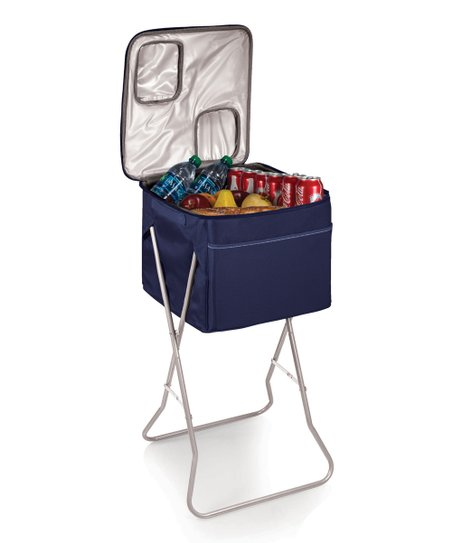 Navy Party Cube Portable Party Cooler