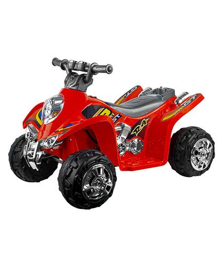 Red Ruckus GT Sport Electric ATV Ride-On