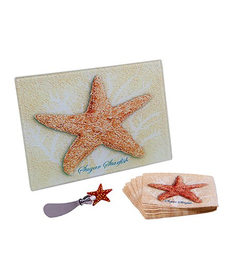 Home Essentials &amp; Beyond Starfish Cutting Board Set