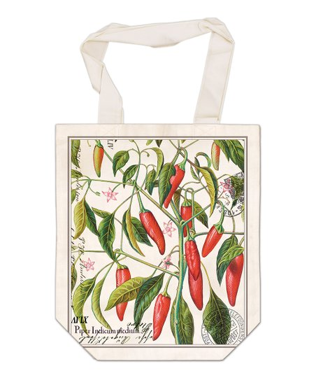 Chili Pepper French Market Bag