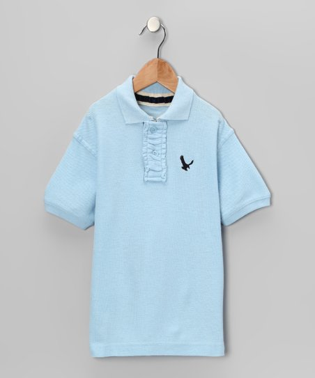 Sky Eagle Polo - Boys