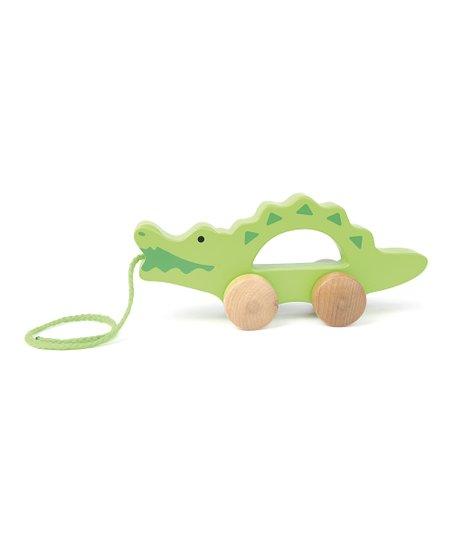 Crocodile Push & Pull Toy