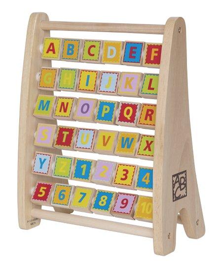 Alphabet Abacus