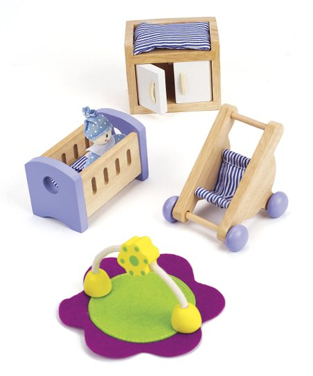 Baby's Room Doll Furniture Set