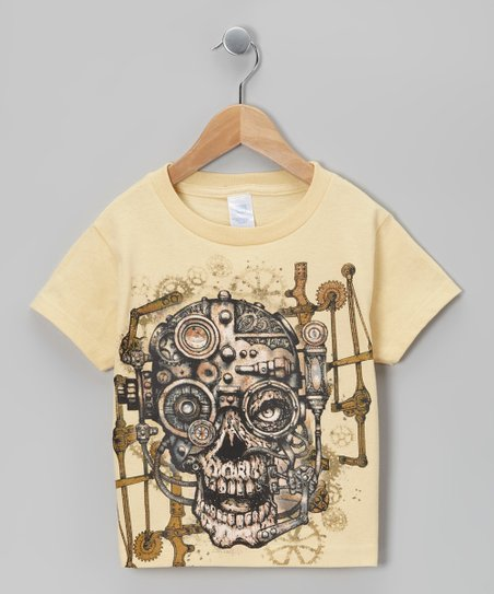 Natural Gear Skull Tee - Infant, Toddler & Boys