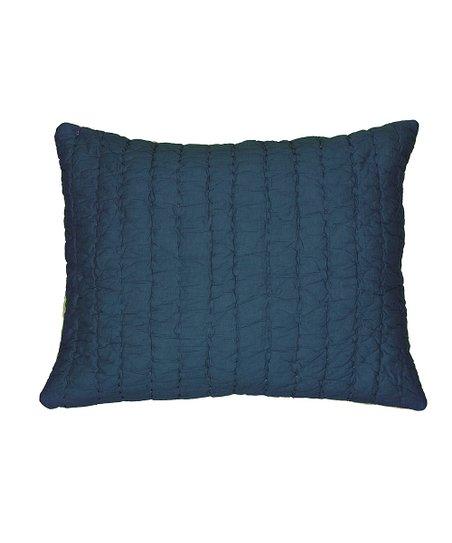 Petrol Blue Pillow Sham