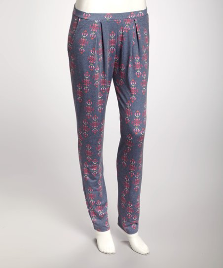 Waihee Valley Tailored Lounge Pants - Women