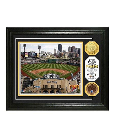 Pittsburgh Pirates Stadium Plaque