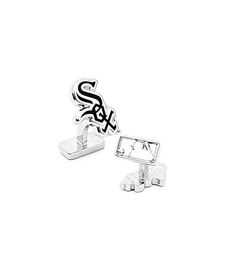 Chicago White Sox Cufflinks Set