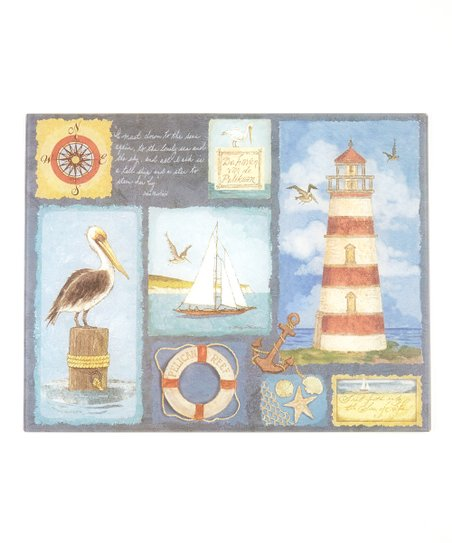 Pelican Reef Cutting Board