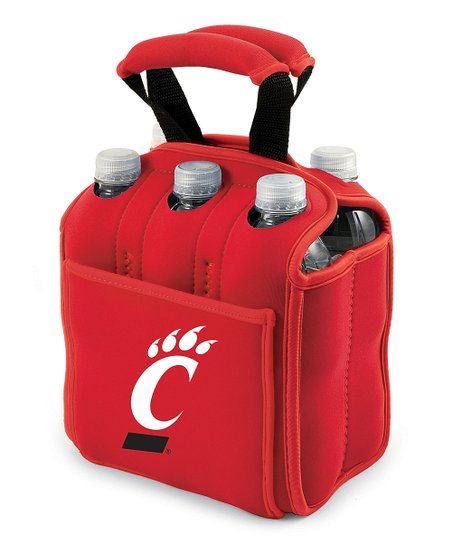 Cincinnati Bearcats Red Six-Pack Beverage Buddy