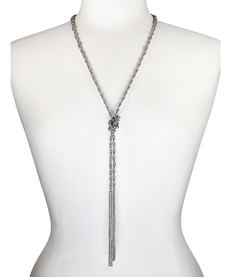 Platinum Jollie Necklace