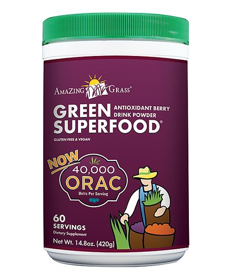 ORAC Green SuperFood – 60 Servings