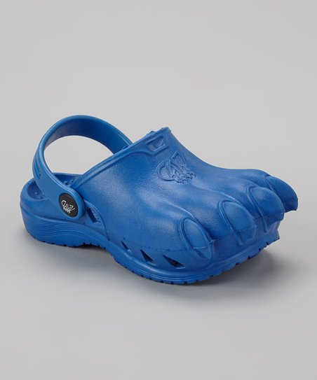 Blue Classic Clawz Water Shoe - Kids
