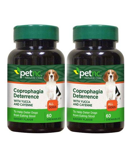 PetNC Coprophagia Deterrence Supplement – Set of Two