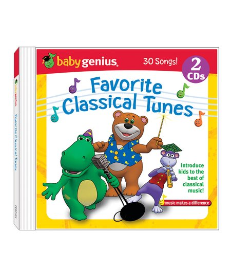 Favorite Classical Tunes CD Set