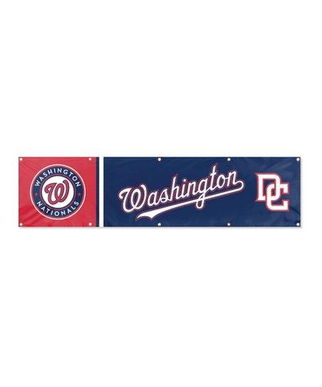 Washington Nationals Giant Banner