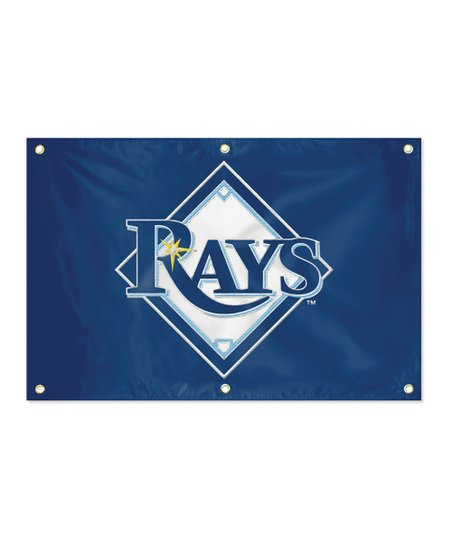 Tampa Bay Rays Fan Banner