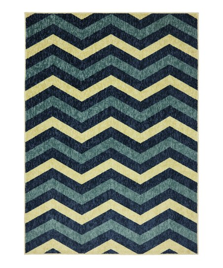 Royal Zigzag Rug