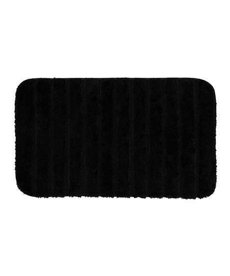 Black Gateway Bath Mat