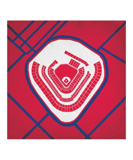 Anaheim Angel Stadium Print