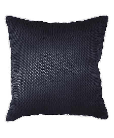 Modern Tweed Decorative Pillow