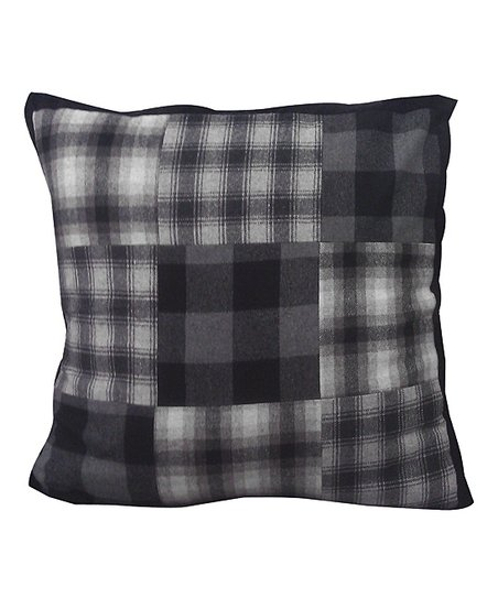 Dublin Plaid Euro Sham