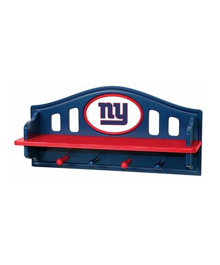 New York Giants Peg Shelf