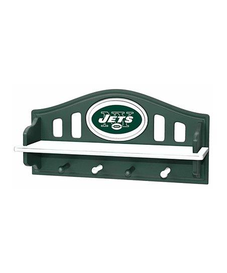 New York Jets Peg Shelf