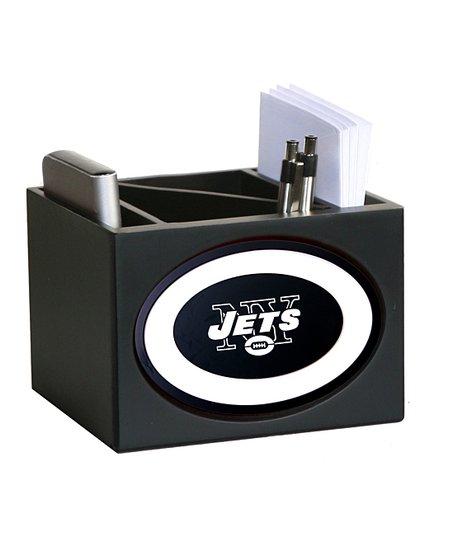 New York Jets Desktop Organizer