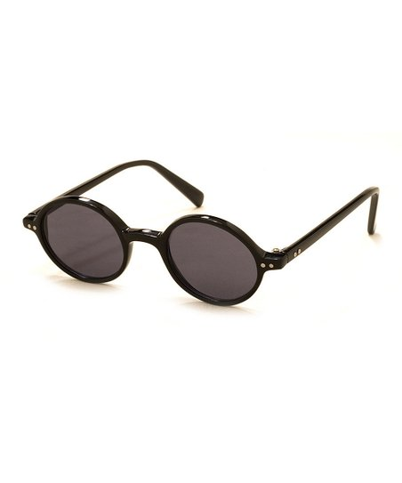 Black Poker Face Sunglasses