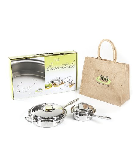 Four-Piece Cookware Set