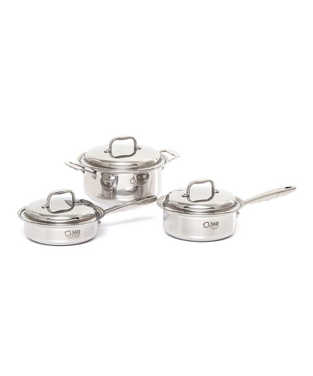 Six-Piece Cookware Set