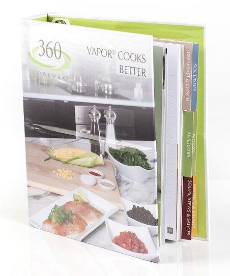 Vapor Cooks Better Cookbook